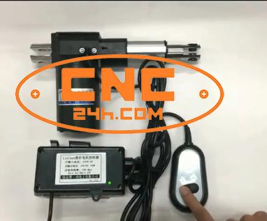 Điều khiển xi lanh điện có dây