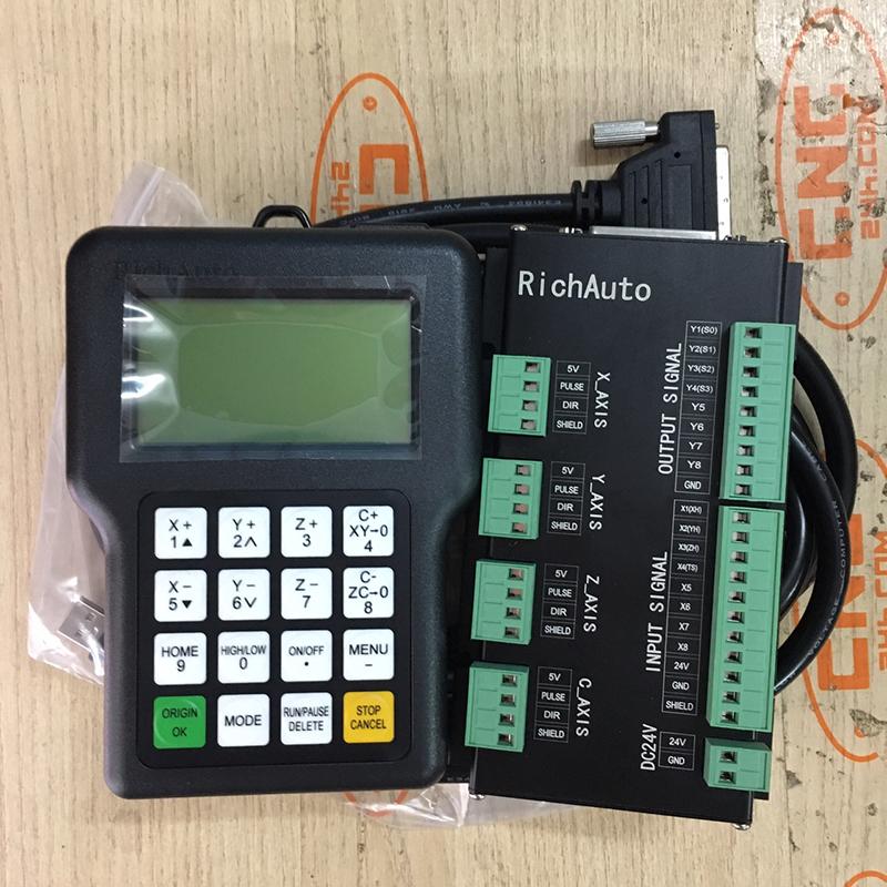 điều khiển CNC 4 trục A18 RichAuto