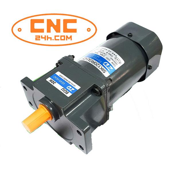 Động cơ điều khiển tốc độ 120W và hộp giảm tốc ZD