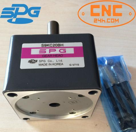 Hộp giảm tốc SPG S9KC20BH