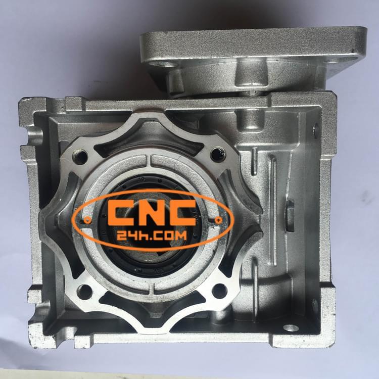 Hộp số giảm tốc NMRV cho động cơ bước, động cơ Servo