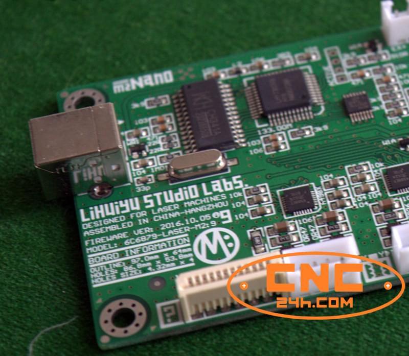 Mạch điều khiển máy Laser M2 Nano