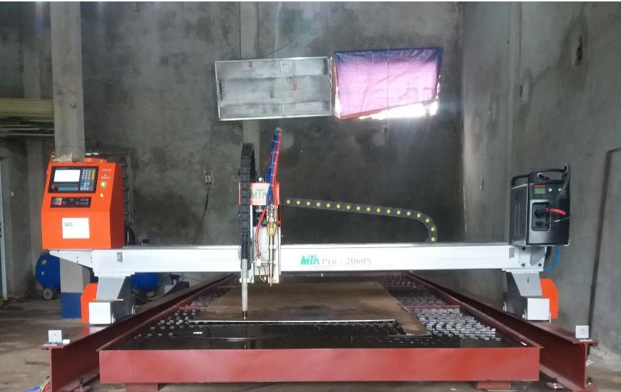 máy cắt cnc plasma