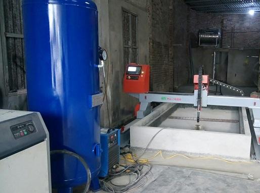 Lắp Máy CNC Plasma tại Tĩnh Gia - Thanh Hóa