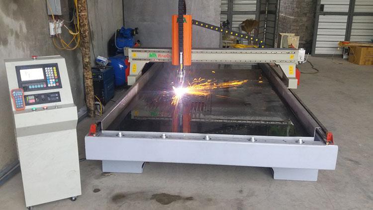 Máy CNC Plasma