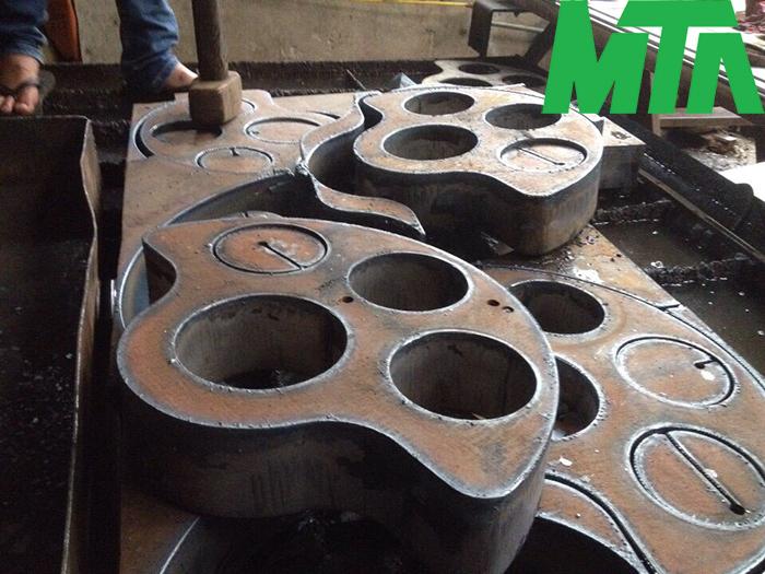 Máy CNC cắt Oxy Gas