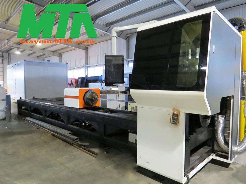 Máy laser cắt ống
