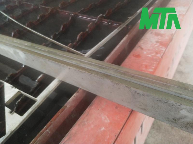 MÁY PLASMA CNC CẮT INOX KHÔNG BỊ ĐEN