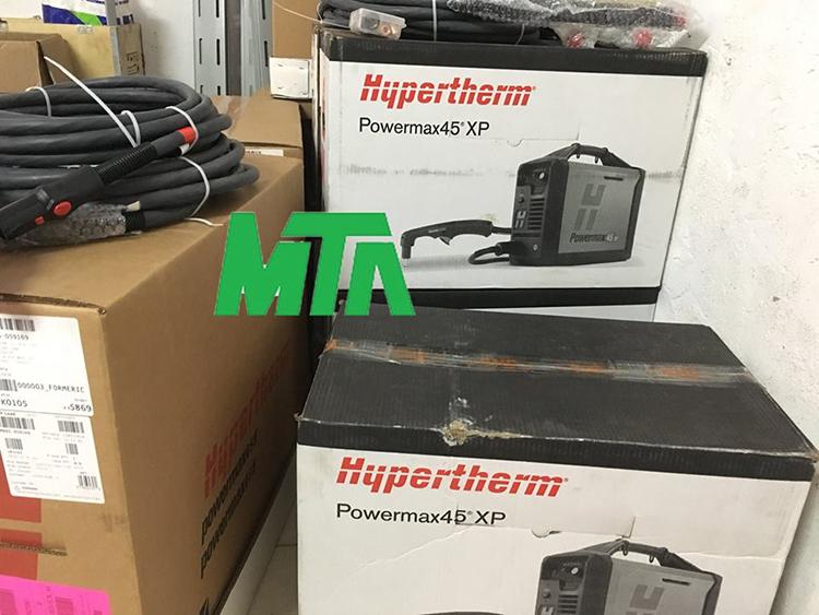 nguồn cắt plasm hypertherm