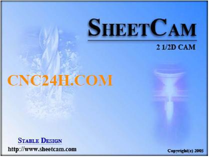 phần mềm điều khiển máy plasma cnc sheetcam