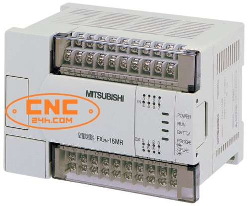 PLC MITSUBISHI FX2N-16MR-001, PLC MITSUBISHI FX2N-16MT-001