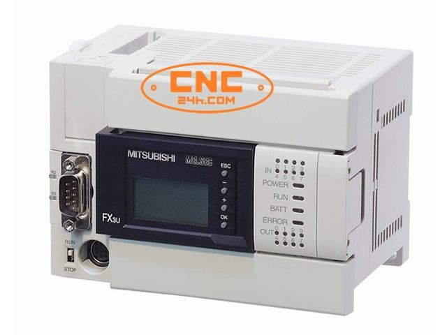 PLC MITSUBISHIFX3U-32MR ES-A FX3U-32MT ES-A