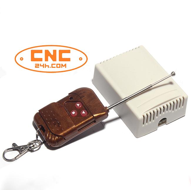 Remote điều khiển từ xa xi lanh điện