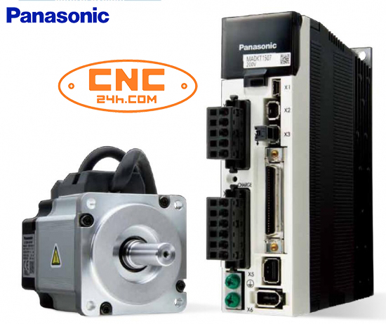 Servo Panasonic 400W A5 series