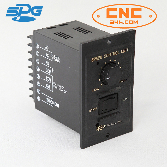SPG Unit type speed controller 90W
