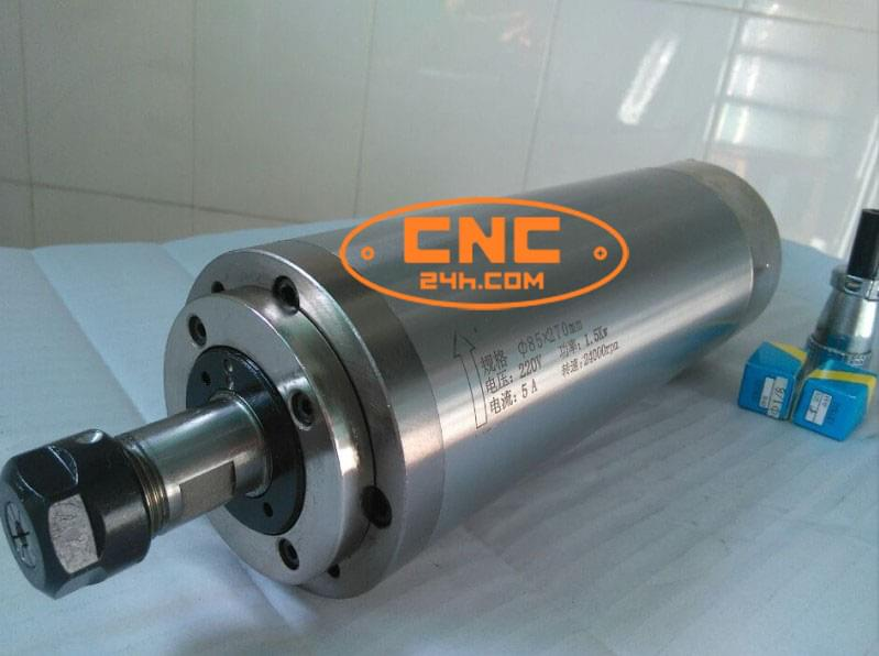 spindle phay sắt