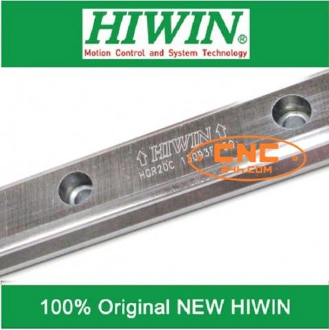 Thanh trượt vuông Hiwin HGR