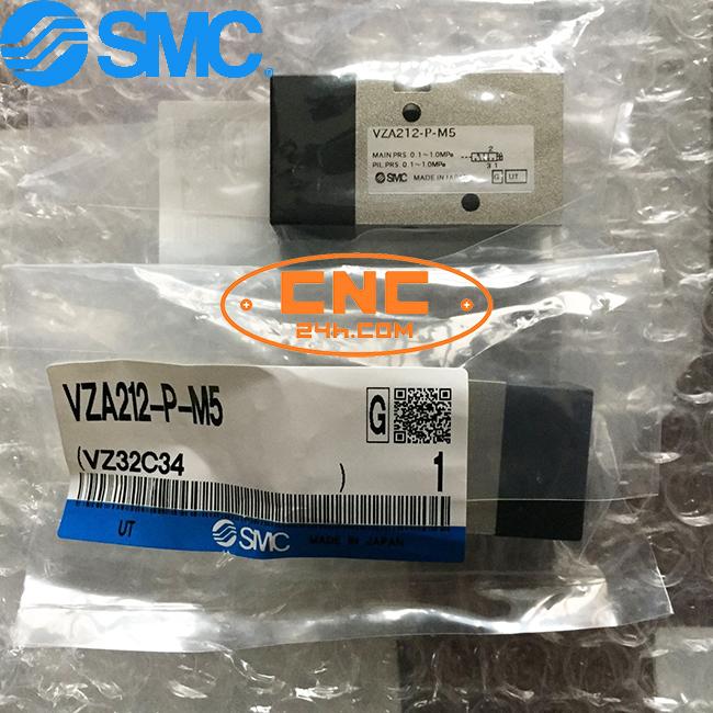 Van điện khí SMC VZA