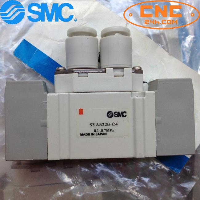 Van điện khí SMC SYA