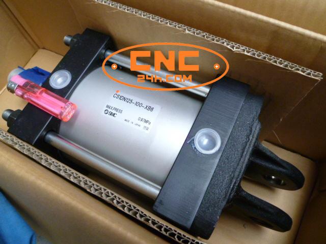 Xylanh khí SMC CS1