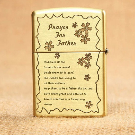 Zippo With Love To DAD 2