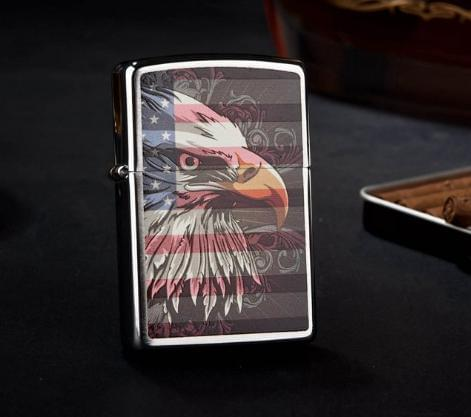 Zippo 28652 Eagle Lighters
