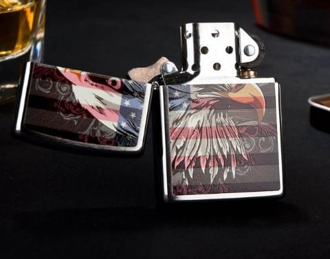 Zippo 28652 Eagle Lighters mỹ