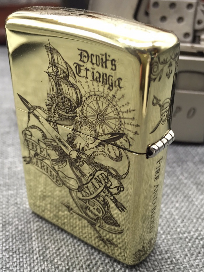 Zippo Armor Pirates of the CARIBBEAN 5