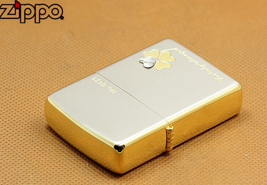 Shop zippo 79 cung cấp Zippo i'm lucky to have you