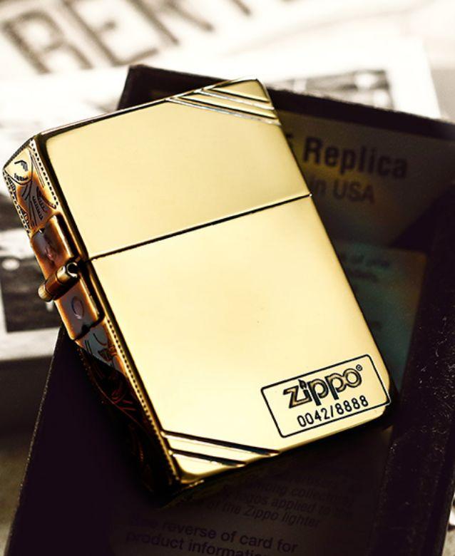 Zippo hoa văn giới hạn 8888 con