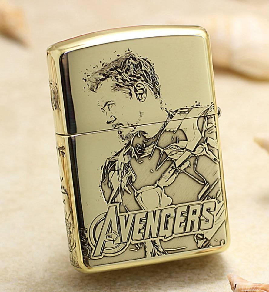 Zippo Tony Stark Iron Man