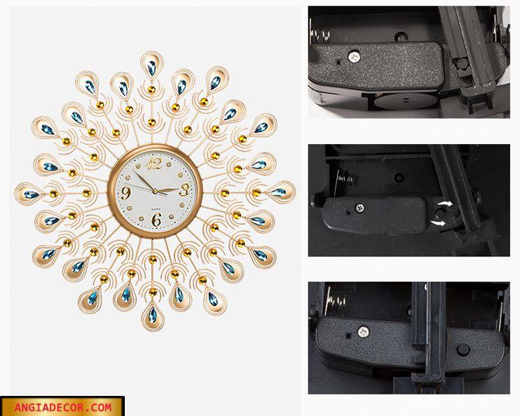 bán đồng hồ tranh treo tường tại TP Bắc Kạn, Bắc Kạn