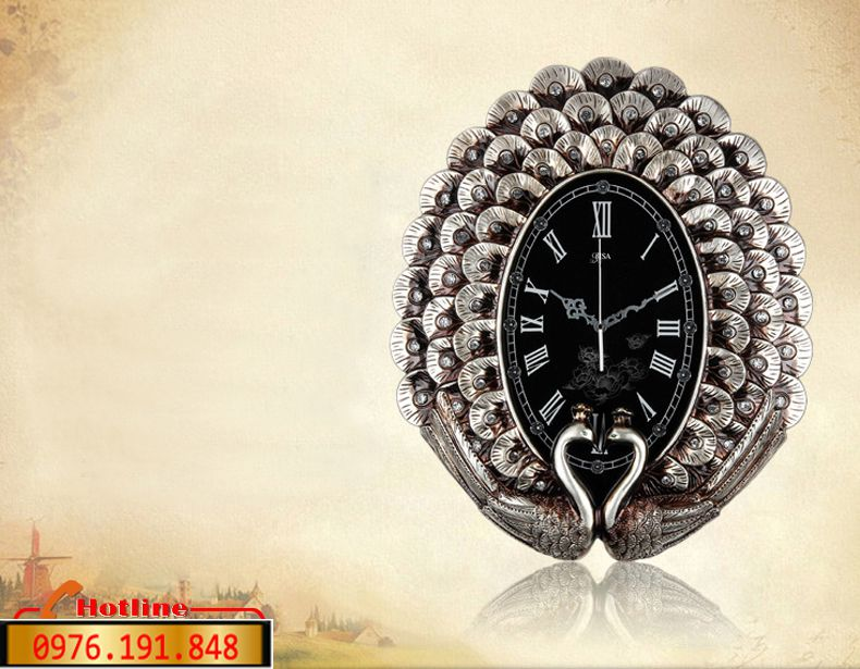 bán đồng hồ tranh treo tường tại TP Vĩnh Yên, Vĩnh Phúc
