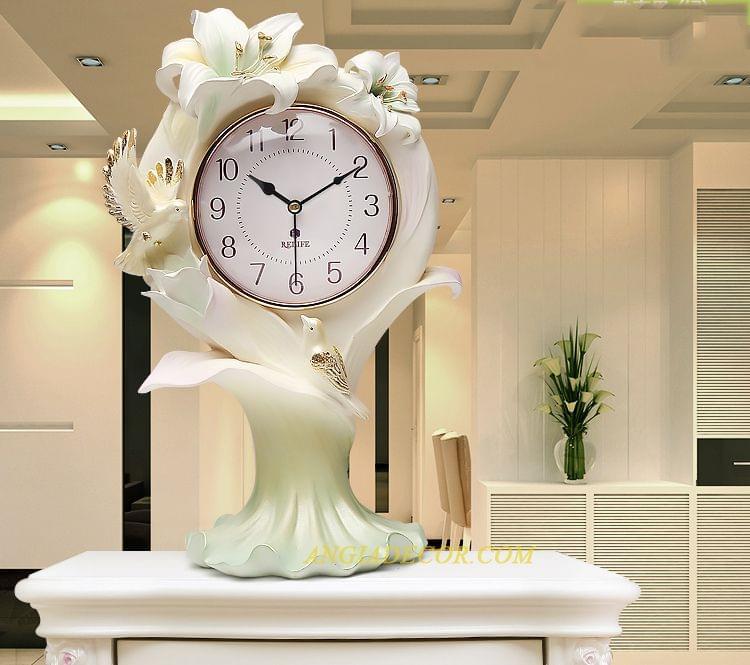 đồng hồ để bàn tại hà nội