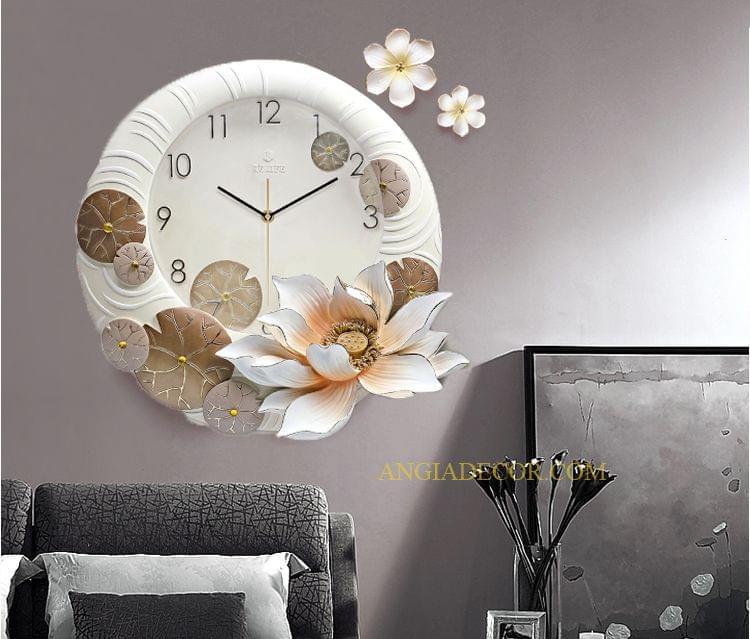 bán đồng hồ tranh treo tường tại TP Tân An, Long An