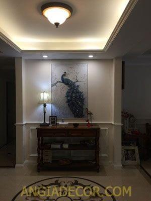 tranh treo tường spa