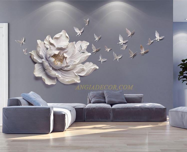 tranh treo tường spa đẹp
