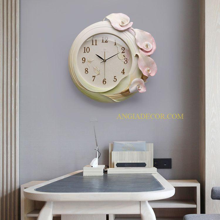 đồng hồ treo tường đẹp tại đà nẵng