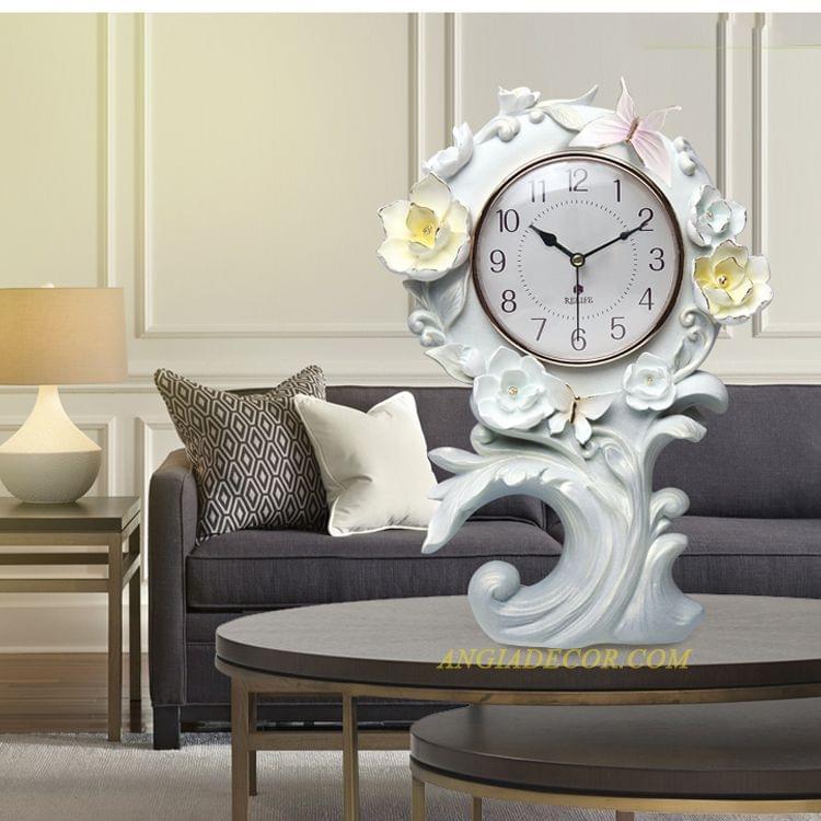 đồng hồ để bàn tặng xếp