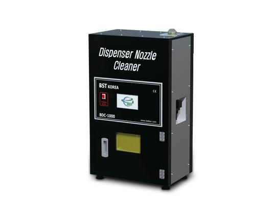 Dispenser Nozzle Cleaner (Máy rửa kim bơm keo)