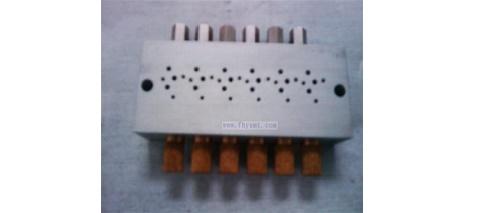 KME CM202DH valve head (MANIFOLD)