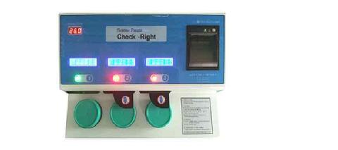 Check right SCR-3030CL ( Máy ủ, giã đông kem hàn )