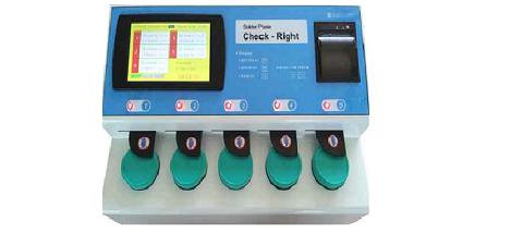 Check right SCR-3050CL / 3050SL ( Máy ủ, giã đông kem hàn )