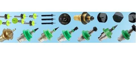 Nozzles of Panasonic , Yamaha, Fuji, Juki, Samsung ..