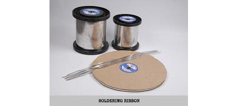 SOLDERING RIBBON