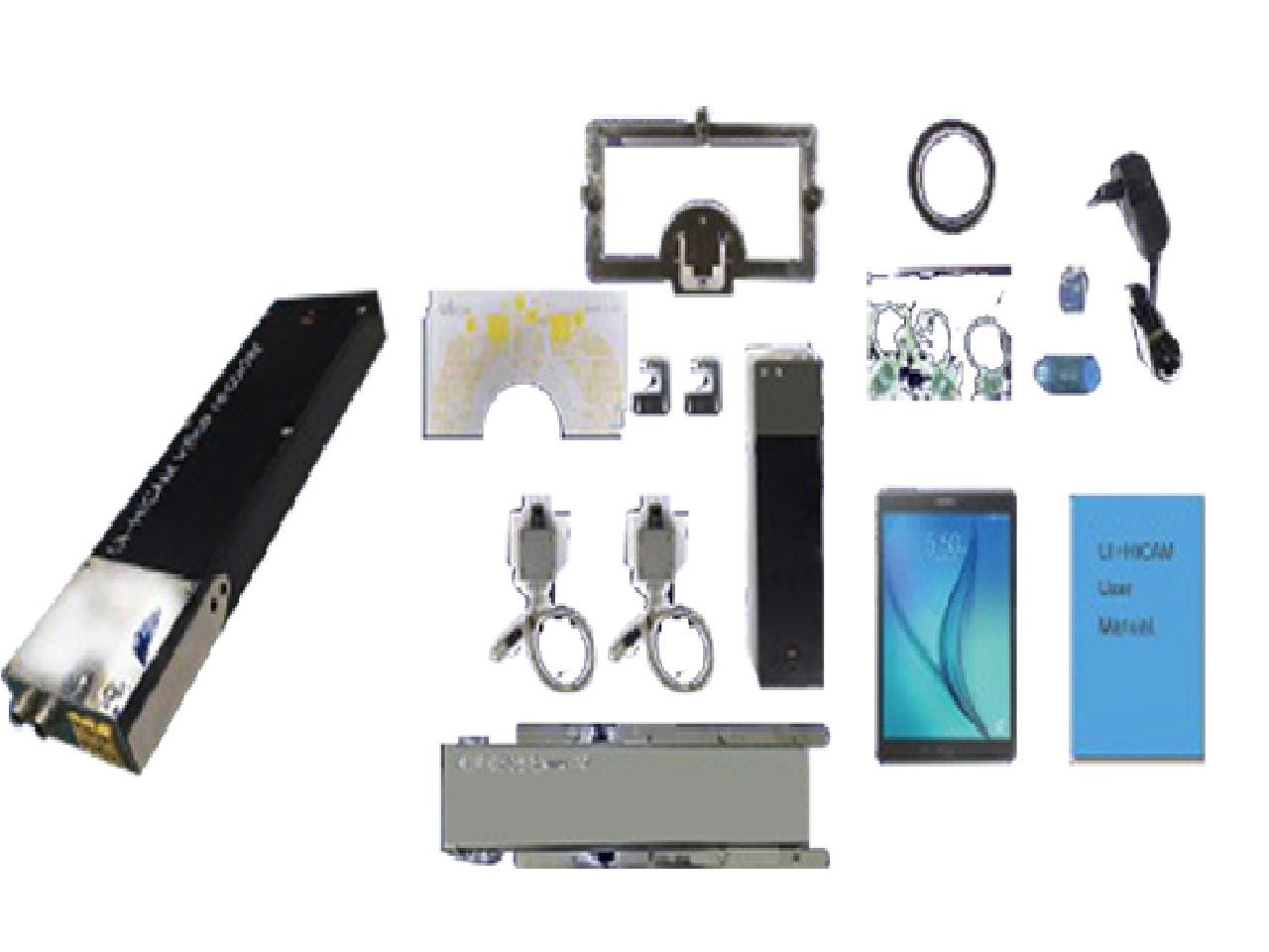 UI-HiCAM Reflow Inline Camera System