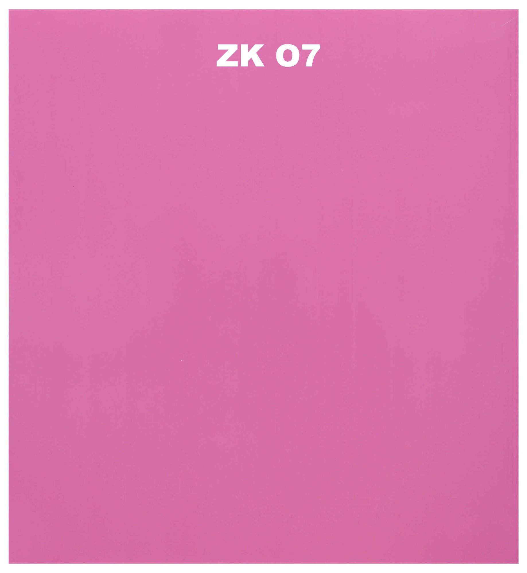 MÃ MÀU - ZK 07