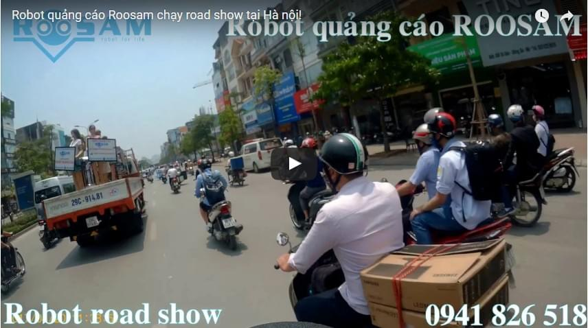 Video ROOSAM road show
