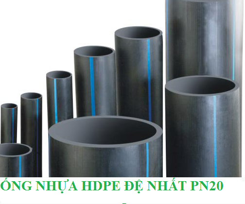 Ống nhựa HDPE Đệ Nhất PN20