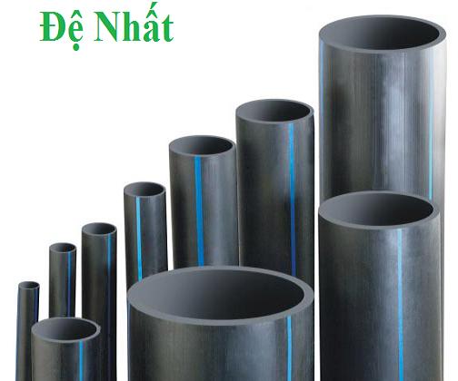 Ống nhựa HDPE Đệ Nhất tiêu chuẩn ISO 4427